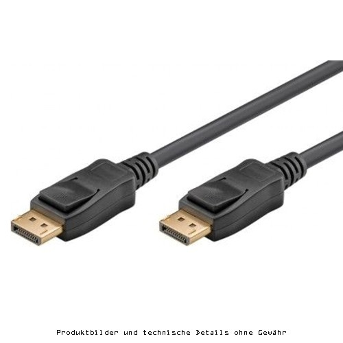 DisplayPort Kabel St/St, 1,5 m 1.4 8K