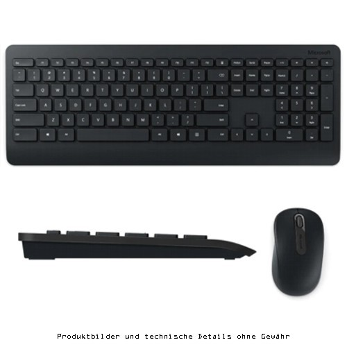Microsoft Wireless Desktop 900 Tastatur-und-Maus-Set