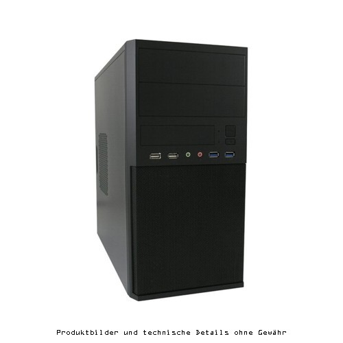 LC Power Micro Tower 2004MB mATX USB 3.0