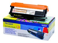 Brother Toner TN-320Y yellow HL-4140