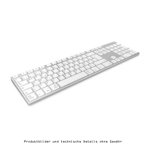 Keysonic KSK-8022BT BlueTooth Aluminium Full-Size