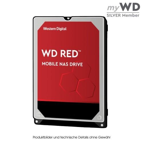 WD Red WD20EFAX 2TB SATA 6Gb/s SOHO-NAS