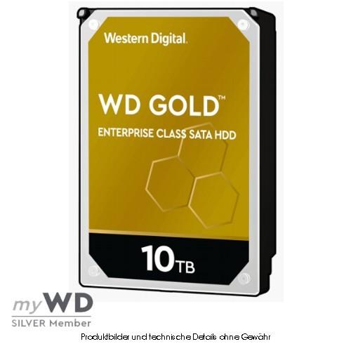 Western Digital Gold Enterprise 10TB WD102KRYZ, CMR
