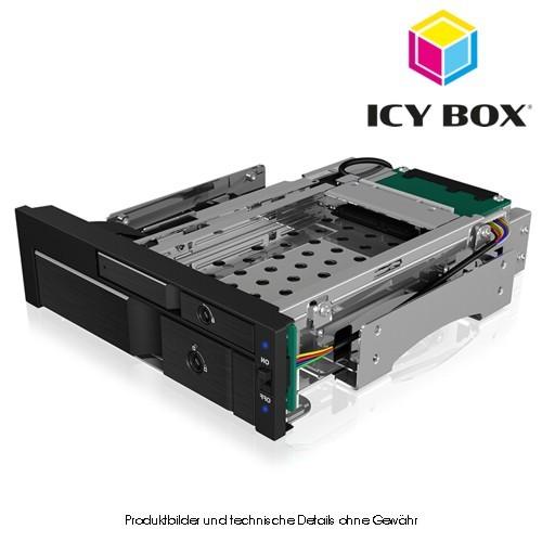 Icy Box IB-173SSK 1x 2,5'' und 1x 3,5''