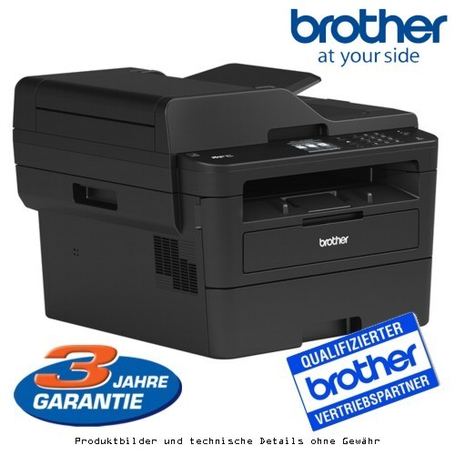 Brother MFC-L2730DW 4in1 Monolaser A4