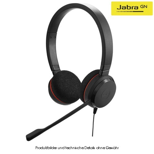 Jabra Evolve 20 UC Stereo USB-C