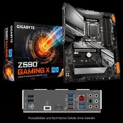Gigabyte Z590 Gaming X, ATX, LGA 1200
