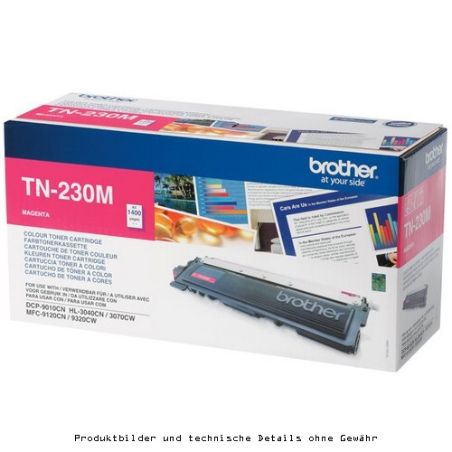 Brother Toner TN-230 magenta