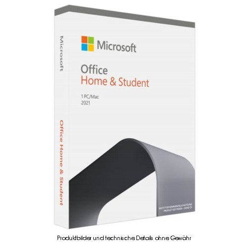 MS Office 2021 Home and Student 1 PC PKC