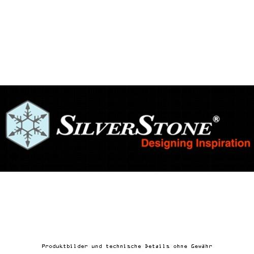 SilverStone RA01 - Rack - Montageösen silber