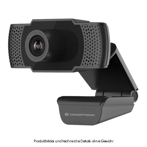 Conceptronic AMDIS01B - Web-Kamera - Farbe