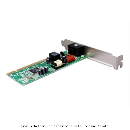 Longshine internes PCI Modem V.92
