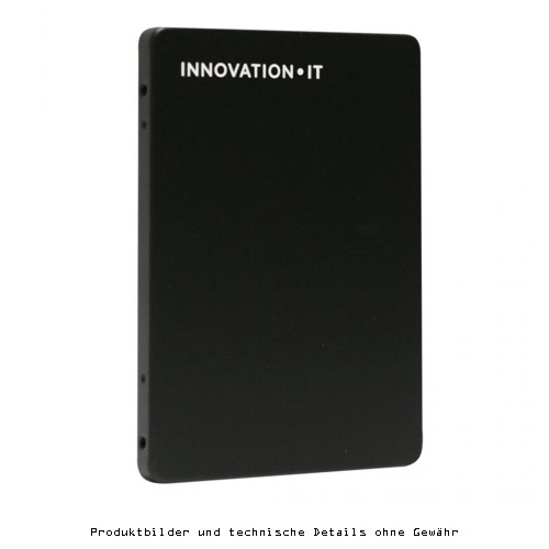 Innovation IT Black SSD 256GB bulk