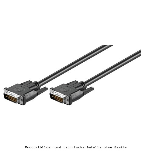DVI Monitorkabel 1,8m / 24+1