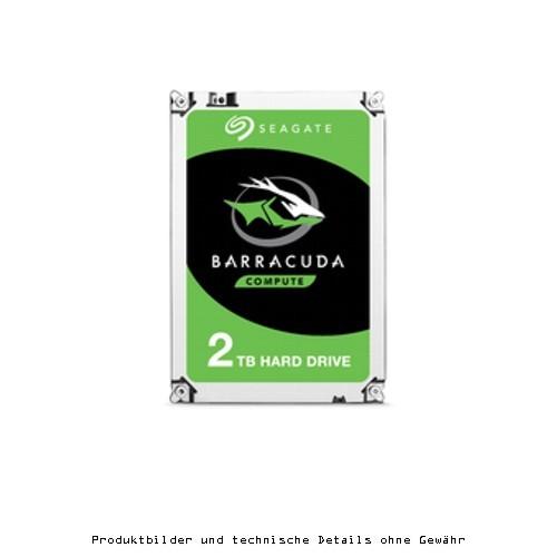 Seagate Barracuda 2TB SATA3 ST2000DM008