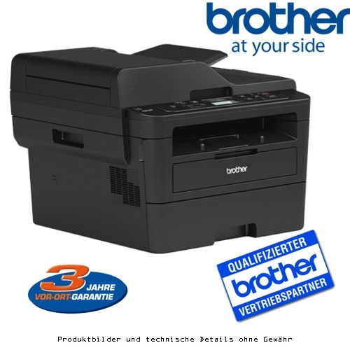 Brother DCP-L2550DN Laser Multifunktion
