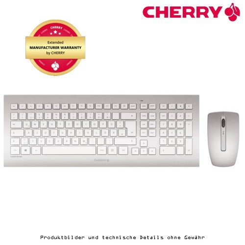 Cherry DW 8000 Wireless Desktop