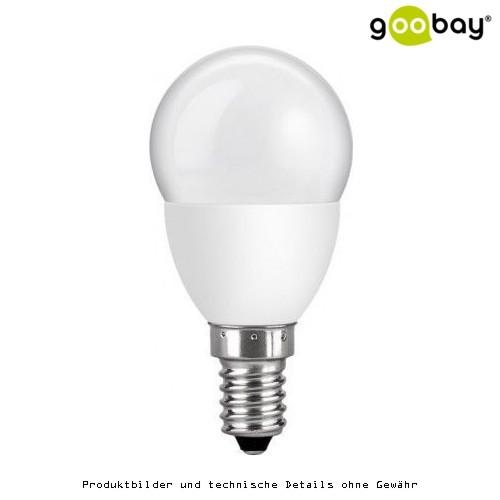 Goobay LED-Mini-Globe 5W, Sockel E14