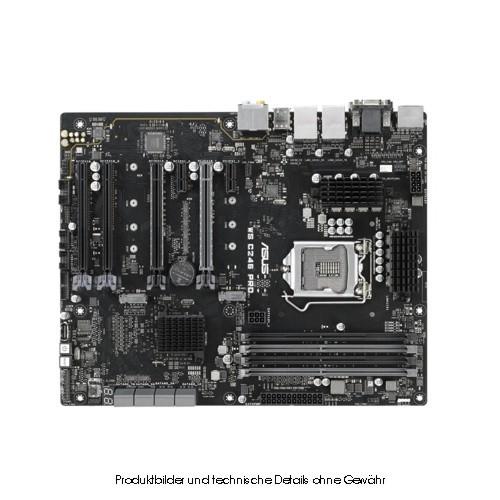 ASUS WS C246 PRO Motherboard ATX LGA1151 Socket