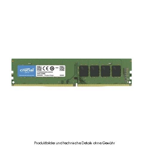 Crucial 16GB DDR4 3200 CL22 PC4-25600