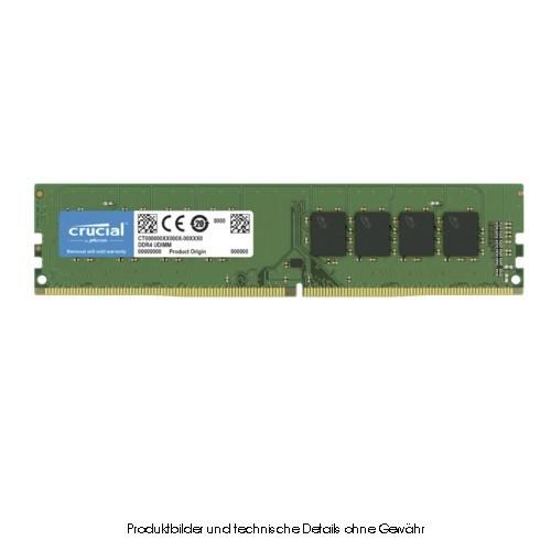 Crucial 8GB DDR4 3200 CL22 PC4-25600