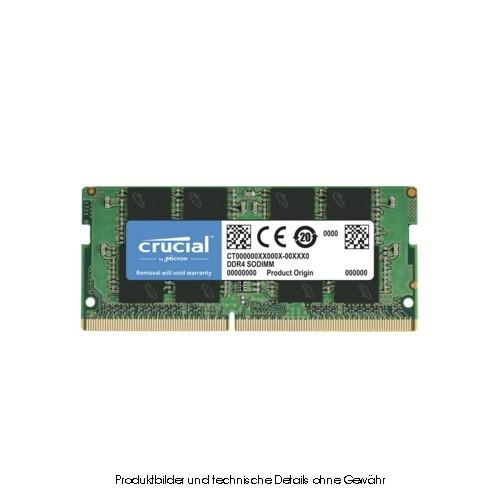 Crucial 8GB SO DDR4 2400 (PC4-19200)