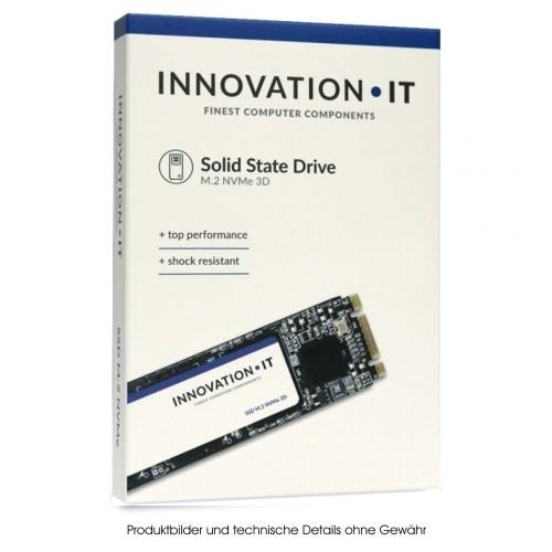 InnovationIT Black M.2 NVMe 256GB PCIe