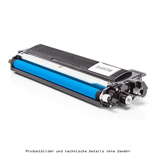 Brother TN230C Cyan kompatibler Toner