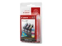 Canon Patrone CLI-521 Multipack