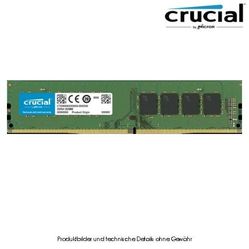 Crucial 16GB DDR4 2666 CL19 PC4-21300