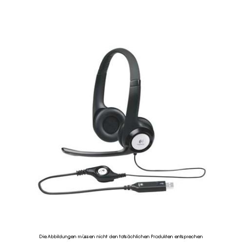 Logitech Stereo Headset H390 USB