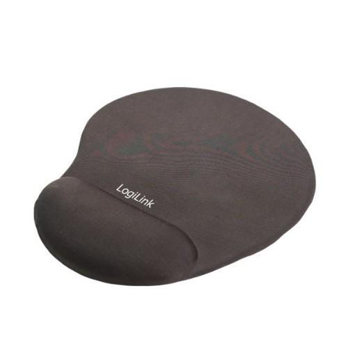 -Logilink Maus Pad mit Handballenauflage
