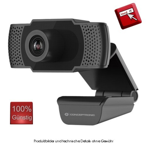 Conceptronic AMDIS01B - Web-Kamera - Farbe -SON