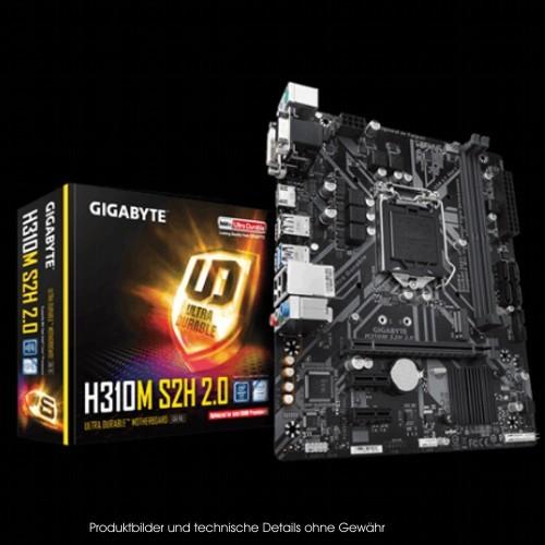 Gigabyte H310M S2H 2.0 mATX
