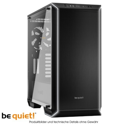 Be quiet! Dark Base 700 BLACK