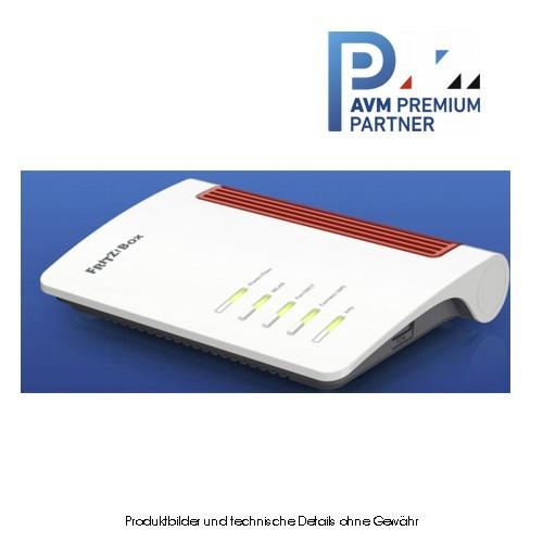 AVM FRITZ! Box 5530 Fiber mit WIFI 6