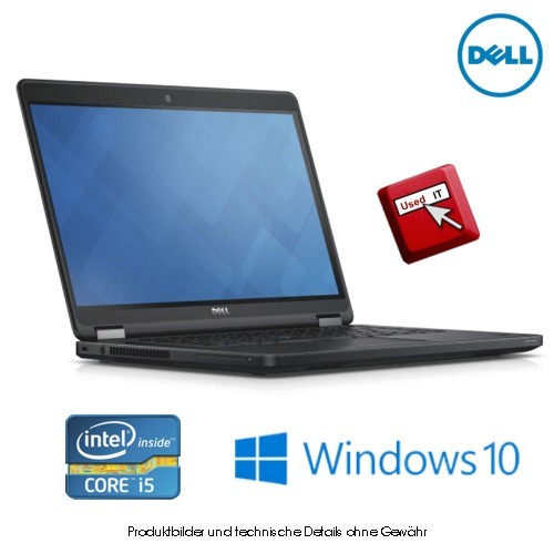 Dell Latitude E5450 i5-5300U/8GB/256GB/Win10