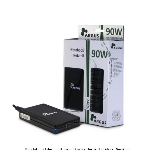 Argus USN90-UCB Universal 90W Schwarz