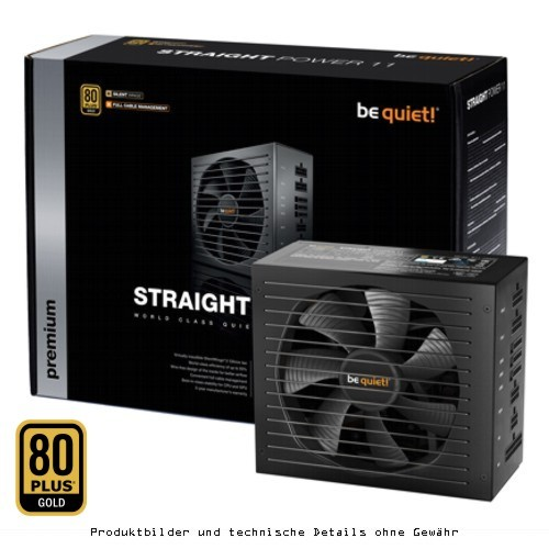 be quiet! STRAIGHT POWER 11 - 450W