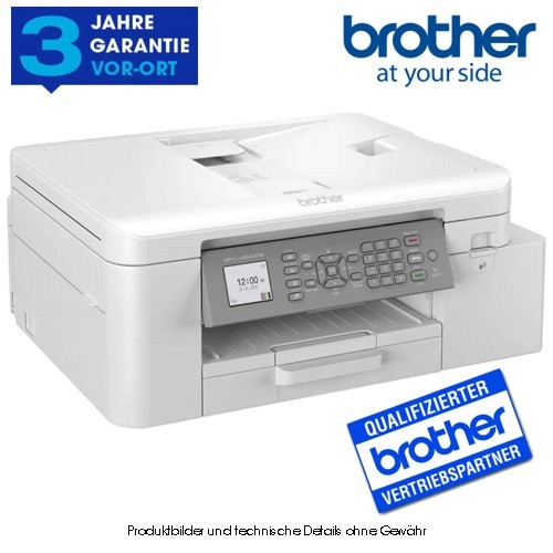 Brother MFC-J4340DW, 4in1, Tinte, A4