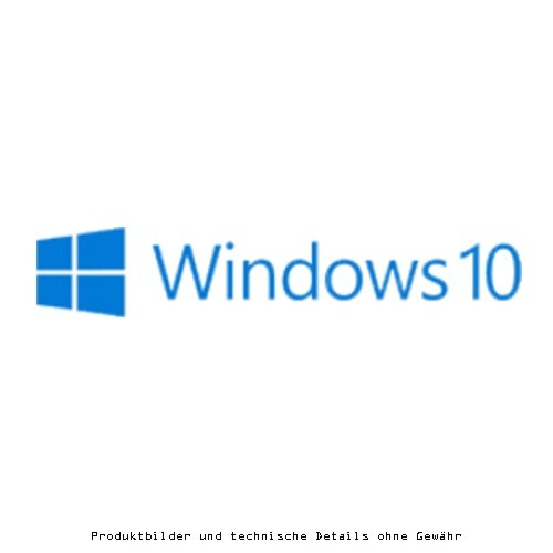 MS Windows 10 Home 64-Bit DVD OEM