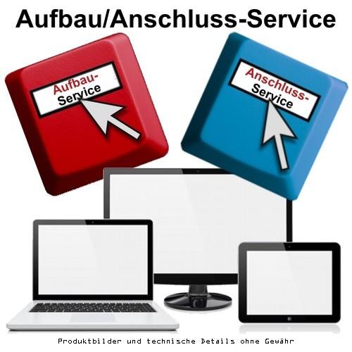Vor-Ort-Service Computer/Notebook-Aufbau