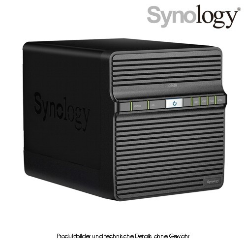 Synology Disk Station DS420j 4-Bay