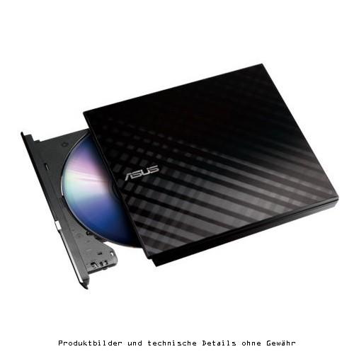 ASUS DVD-RW extern Slim USB2.0 black