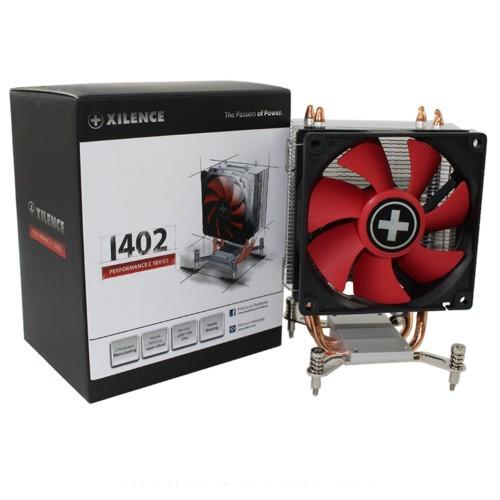 Xilence I402 CPU-Lüfter 92mm nur für Intel