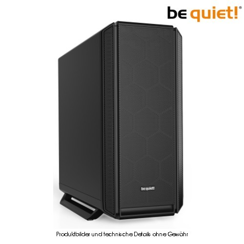 be quiet! Silent BASE 802 Black USB 3.2 Gen 2 Type C