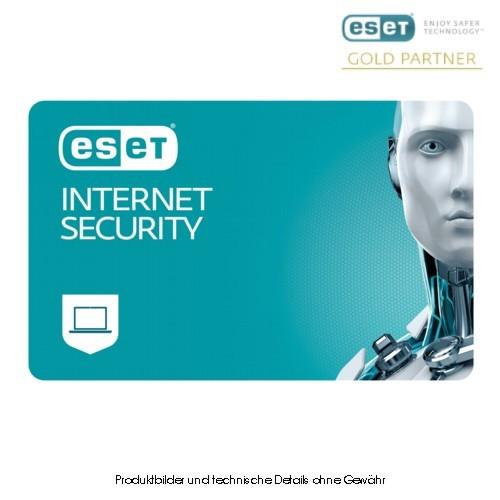 ESET Internet Security 2021 1Y 3User