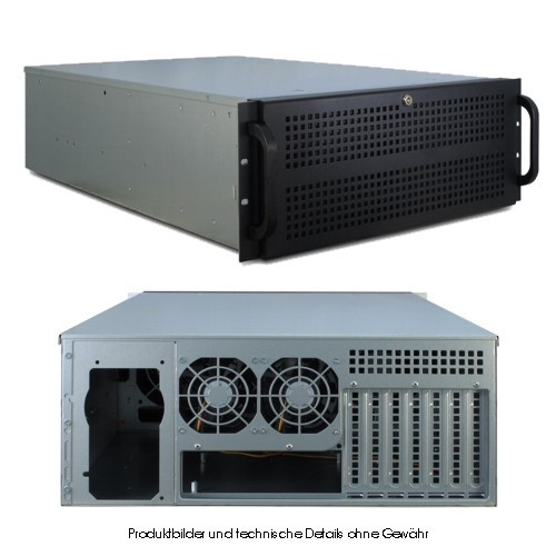 Inter-Tech IPC 4U-4129-N - Rack - 4HE /688mm