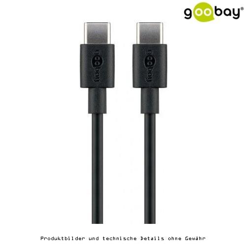 USB-C Lade- und Synchronisationskabel 0,50m