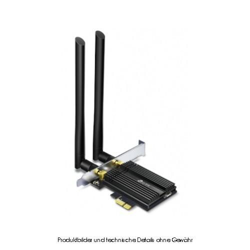 TP-Link Archer TX50E AX3000 Wi-Fi 6 PCIe